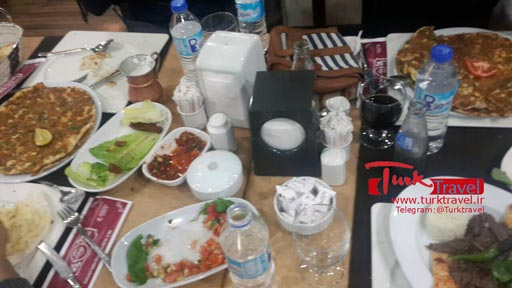رستوران Ibrahim Halil در وان