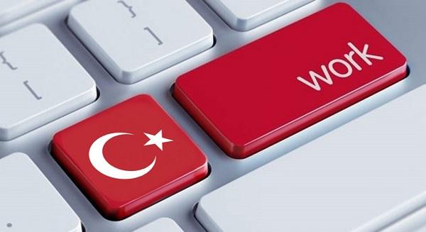 اگر برای کار به ترکیه می روید