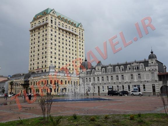 هتل های ترابزون