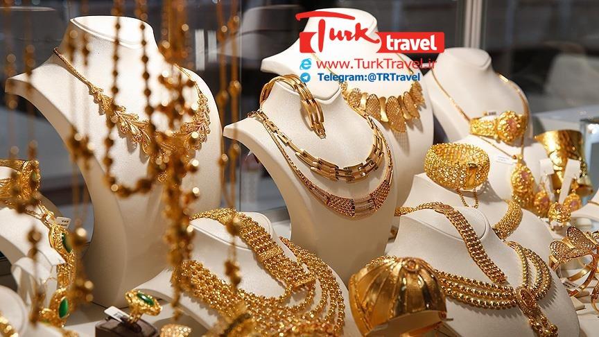 خرید طلا از ترکیه