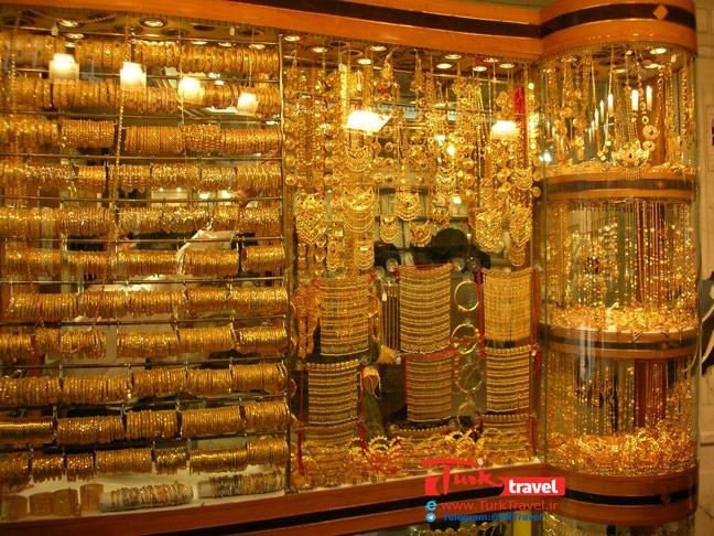 خرید طلا از ترکیه چقدر سود دارد