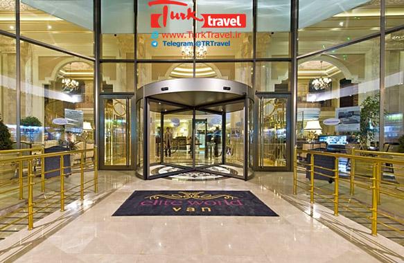 هتل الیت ورلد وان