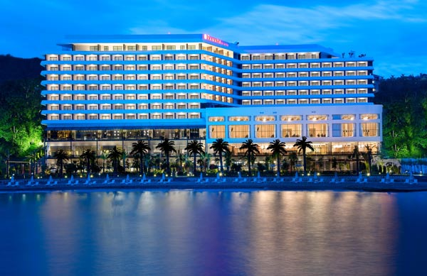 هتل Ramada Plaza ترابزون