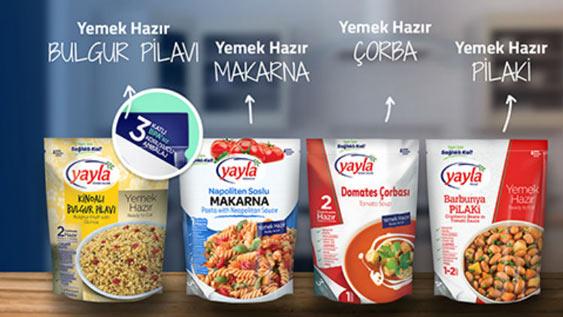 غذاهای آماده در ترکیه