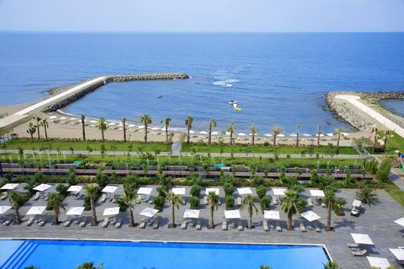 هتل ساحلی رامادا ترابزون