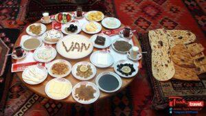 رستورانهای وان ترکیه