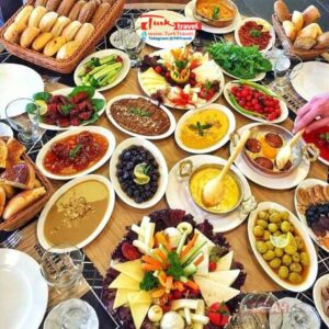 صرف صبحانه در هتل های ترکیه