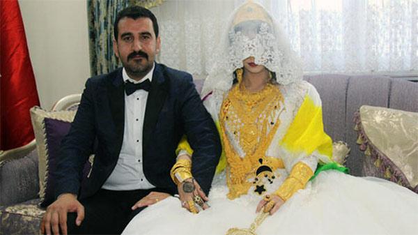 خرید لباس عروس از وان ترکیه