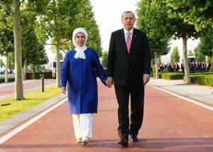 روسری بستن زنان در ترکیه