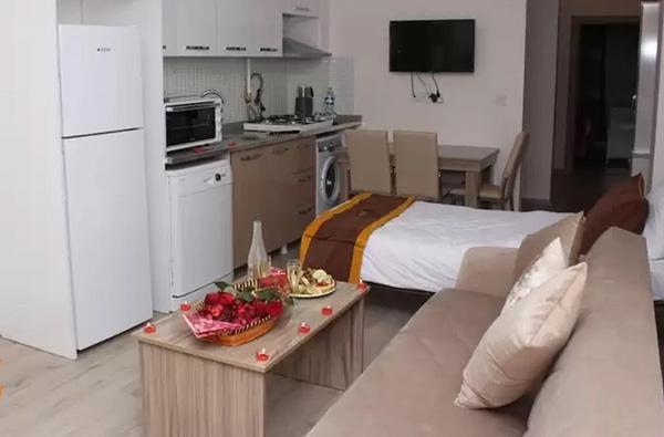 هتل سوییت کاسپین ( caspian suit hotel)