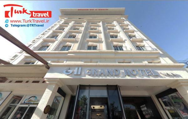 هتل گرند وان VAN GRAND HOTEL