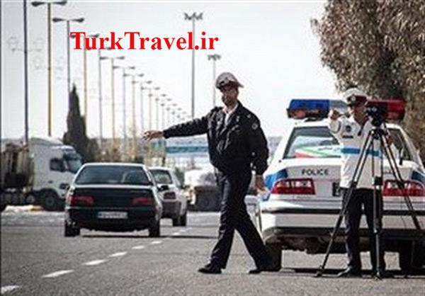 جریمه های رانندگی در ایران