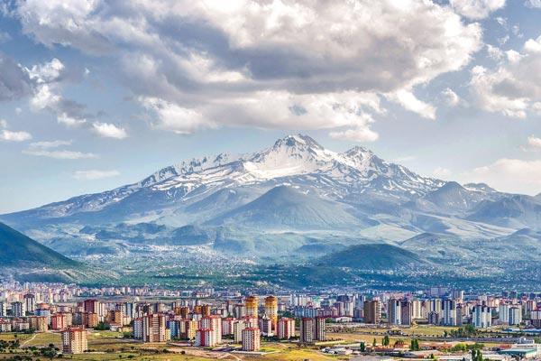 شهر کایسری (قیصریه) ترکیه
