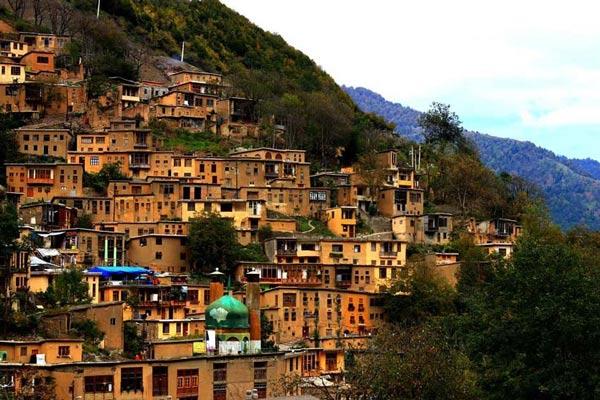 روستای پلکانی ماسوله کجاست؟