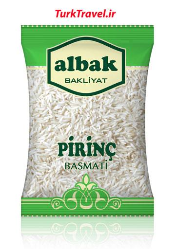 برنج در ترکی استانبولی