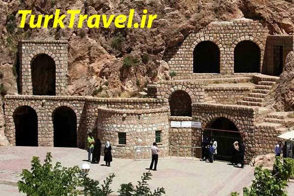 غار کتله خور زنجان کجاست؟